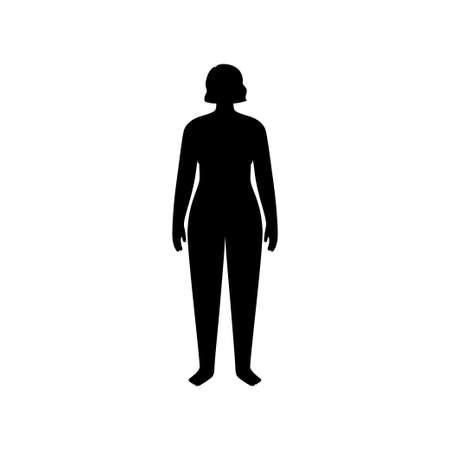Slim fit woman