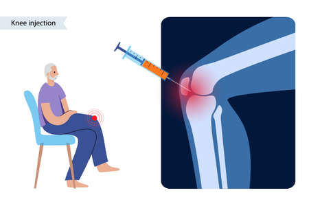 Knee Injection concept