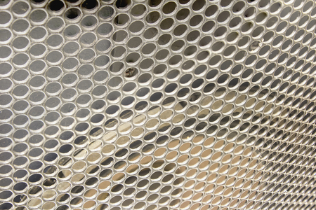 grille: Stack patterned metal grille of the speakers.