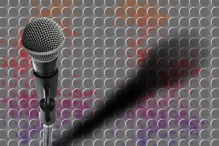 Double Exposure Microphone3.