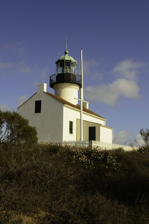 national historic site: 19th century Cabrillo National Monument
