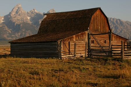 teton: Sunrise in Grand Teton