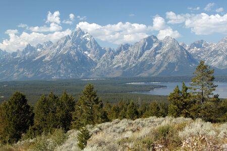 beautiful location: Beautiful location in Grand Teton National Park