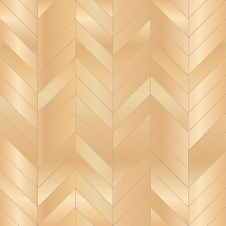 Wood floor parquet seamless pattern. Vector illustration Illustration