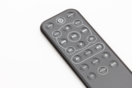 Remote control on a white background. Stock fotó