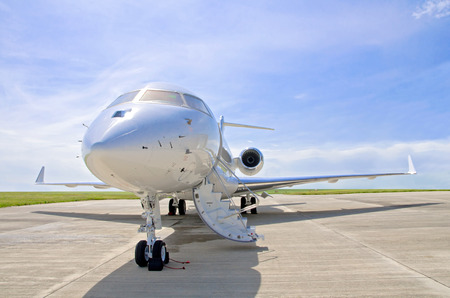bombardier: Luxury Private Jet Airplane for business flights