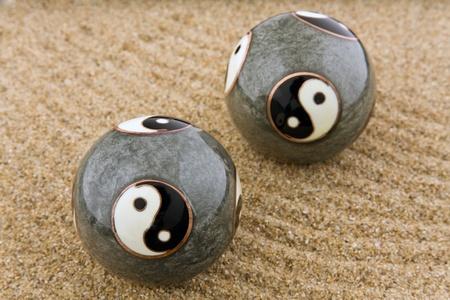 sound healing: Gigong balls