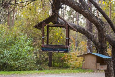 birdhouse Banco de Imagens - 110608238