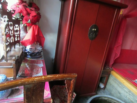 Chinese antiques furnitures