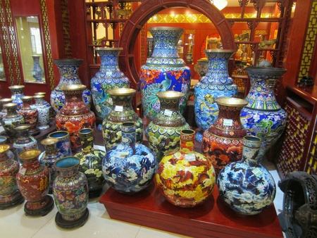 Antiques vases for sale