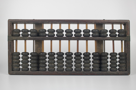 old abacus for calculate