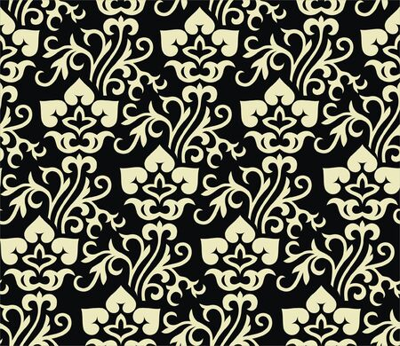 Gothic styl tła bez szwu