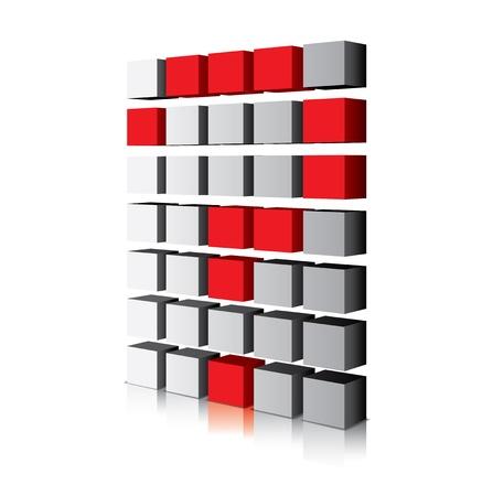 Latanie znak pytanie cube