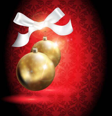 Eleganckie wzornictwo Boże Narodzenie