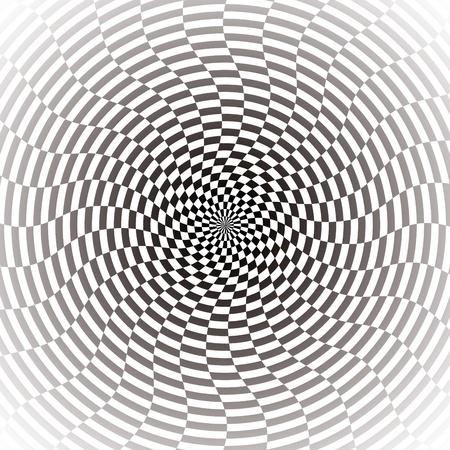 Optical illusion Stock Vector - 11312905
