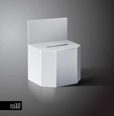 Ballotlottery box