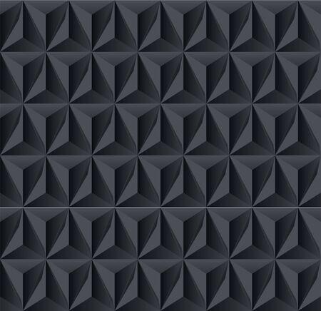 Dark geometric shadow background