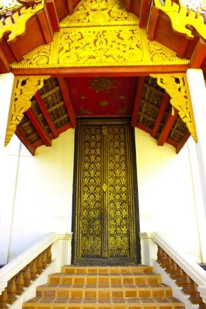 bower: Bower style of Thai monastery