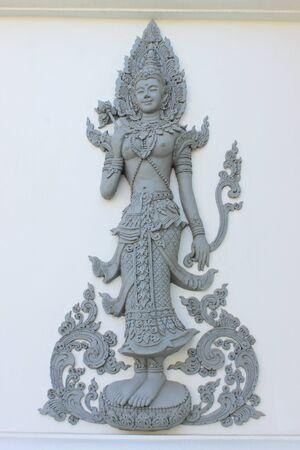 Thai angle molding photo