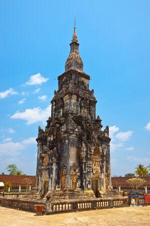 ing: The ancient shine of Lao,Wat Pra Thart Ing Hung