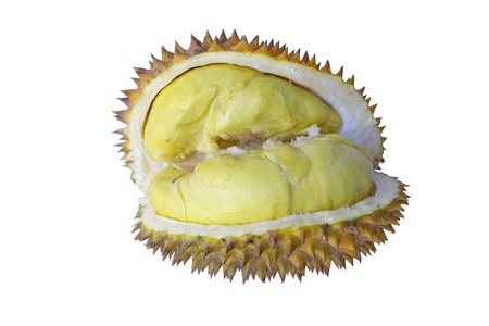 Prickly fruit or durian from Thailand photo