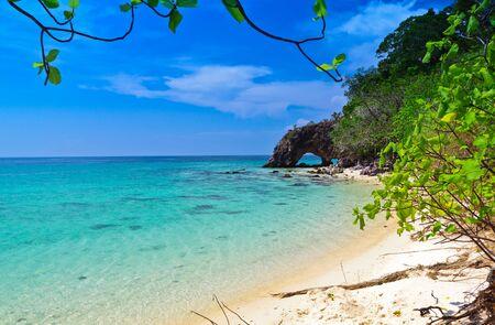 tun: Kao Khai,Ta Ru Tao national park,Sa Tun,Thailand Stock Photo