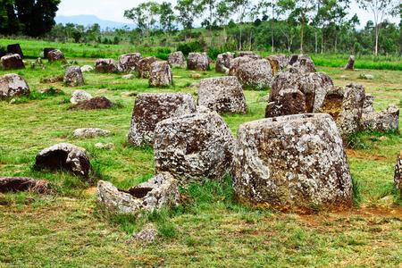 lao: The Plain of jar,Lao