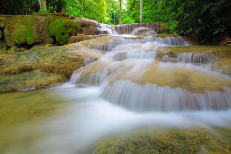 cascade: Kao Fu cascade,Ngao,LamPang province,Thailand