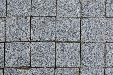 Even grey granite tile, background with grunge texture Stok Fotoğraf