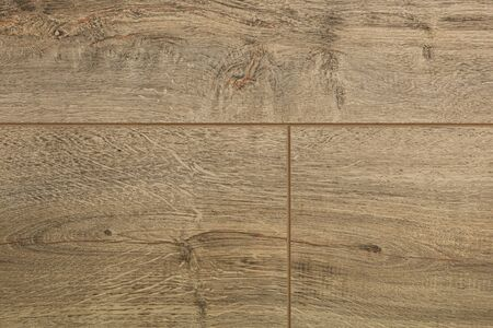 Close-up of limetree laminate floor covering of flaxen color
