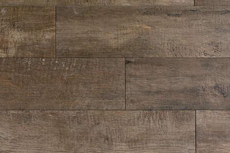 brown wooden floor close-up.