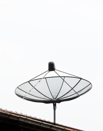 Old satellite dish Stock Photo - 8155268