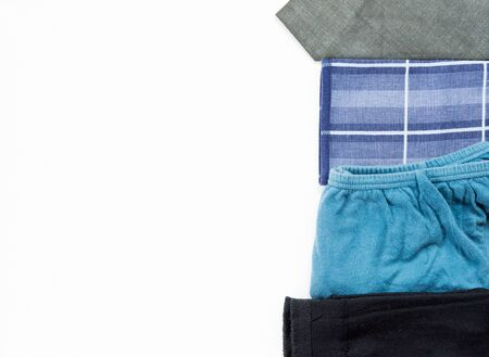 hankie: accessory clothes for business man to workday.