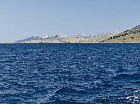 kornati: Isole Kornati, Croazia,