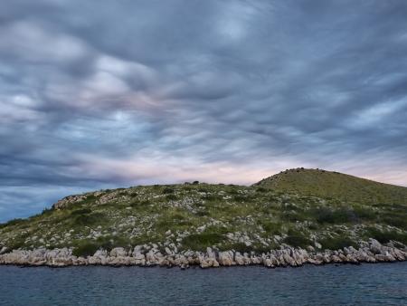 kornat: Morning on Kornat island