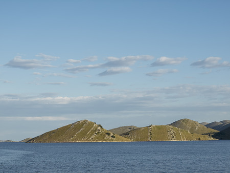 kornat: Islands af Kornat, Adriatic sea, Croatia