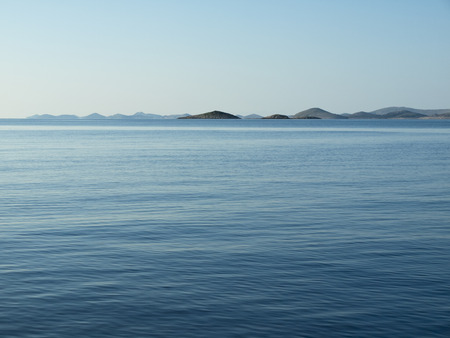 Islands of Kornati, Adriatic sea, Croatia photo