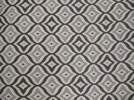 square shape: Gray white black pattern checkered background