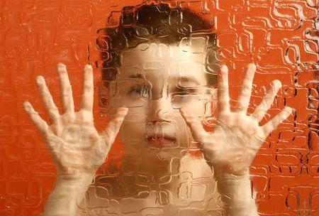 esquizofrenia: palma de la mano, la mano, el muchacho, la barrera, la prohibici�n, shutout, la diferenciaci�n, la alteridad