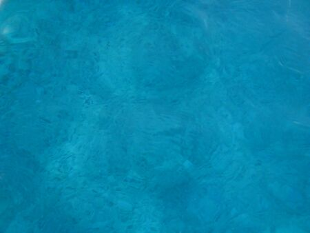 Turquoise water surface of the ocean   Stock Photo - 17600302