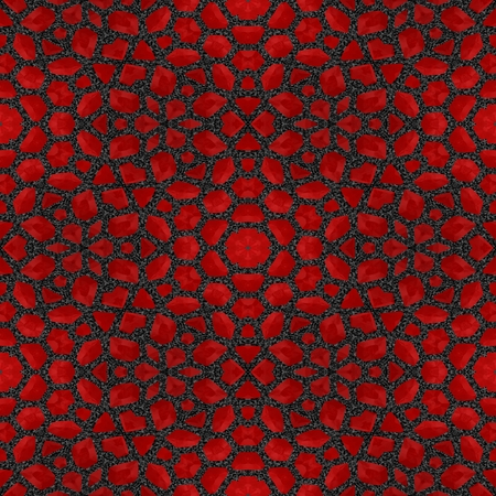 garnet: Abstract red garnet stone tile or background made seamles