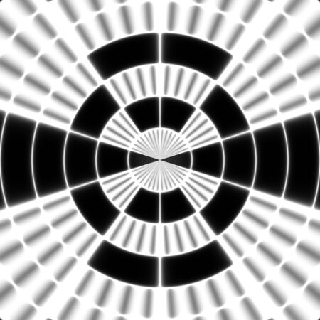 spotter: Black ray transmission tower or spotter symbol on the white background