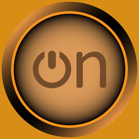 inclusion: Icon with the graphic button of inclusion