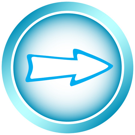 negligent: Icon the button with a conceptual pointer