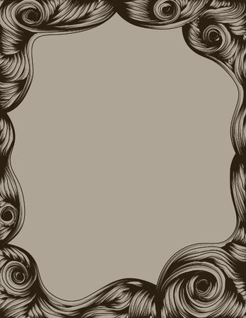 separato: Contorni scuri, riempimento e sfondo sono su livelli separati. Tan riempimento � in porzioni separati facile cambiare al pi� design di colore. Contorno � una singola forma composta.