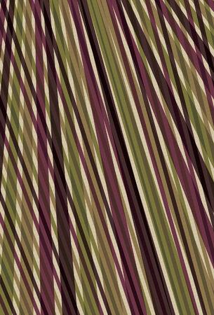 Tilted perspective line background Ilustração