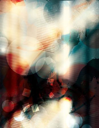 lighting background: Beautiful detailed grunge background