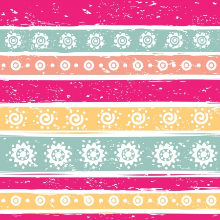 Ethnic Pattern Stock Vector - 14540749