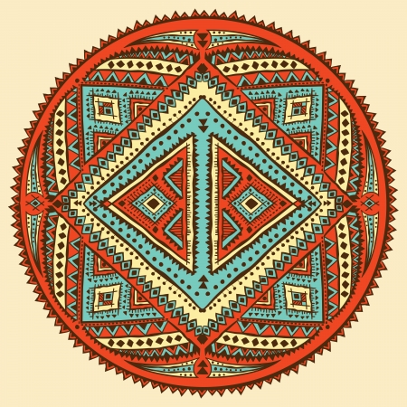 Ethnic ornament