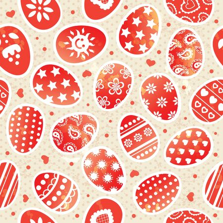 religion  herb: Easter pattern